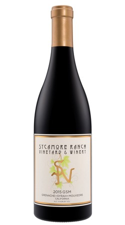 2015 Sycamore Ranch Vineyard & Winery GSM