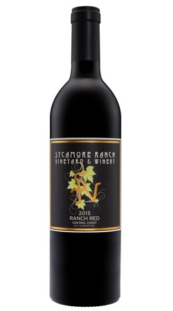 2015 Sycamore Ranch Vineyard & Winery Ranch Red